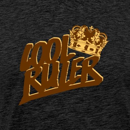 Cool Ruler - Men's Premium T-Shirt