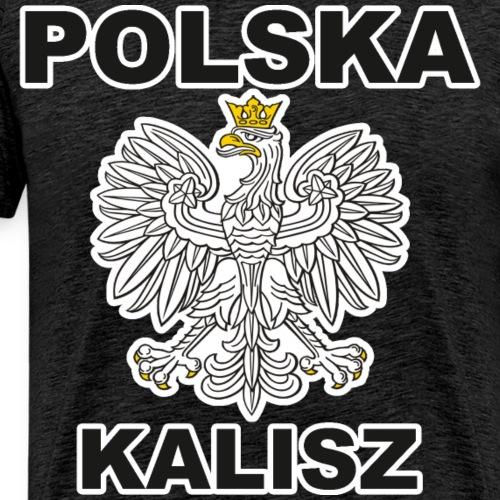 Kalisz - Koszulka męska Premium