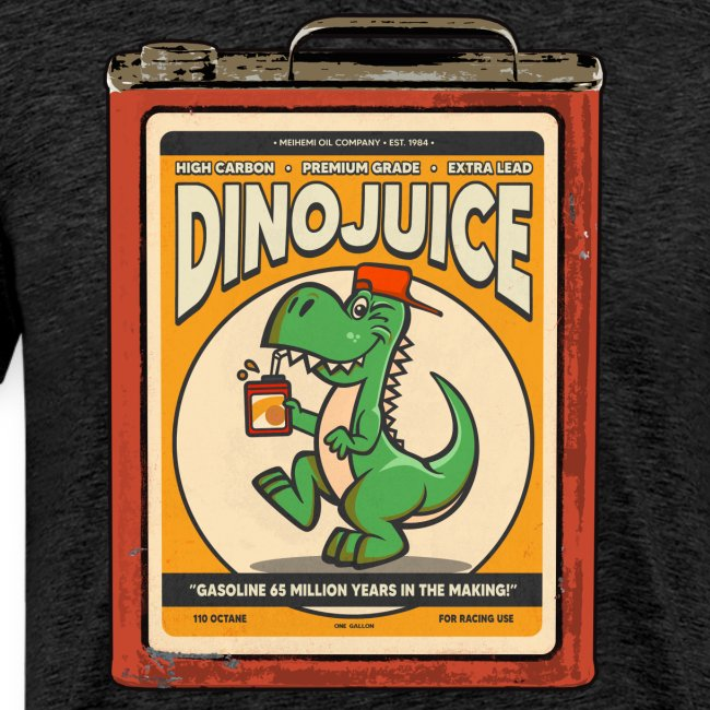 Dinojuice gas canister