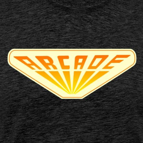 arcade - Maglietta Premium da uomo