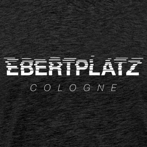 EBERTPLATZ Cologne - Männer Premium T-Shirt
