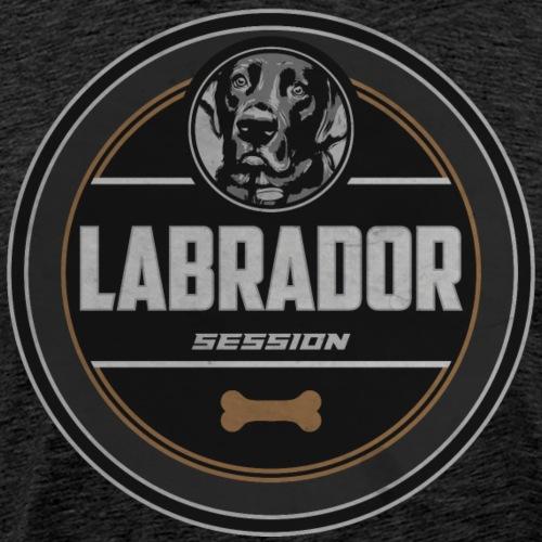 Labrador Session - Camiseta premium hombre