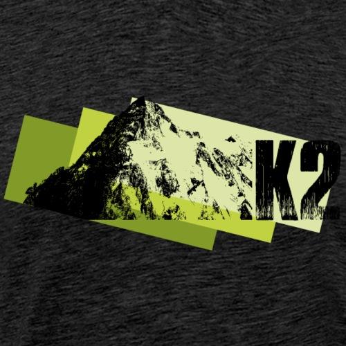 K2 - Men's Premium T-Shirt
