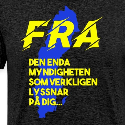 FRA - Premium-T-shirt herr