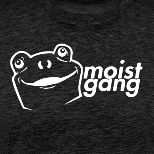 Moistgang Lad - Premium-T-shirt herr
