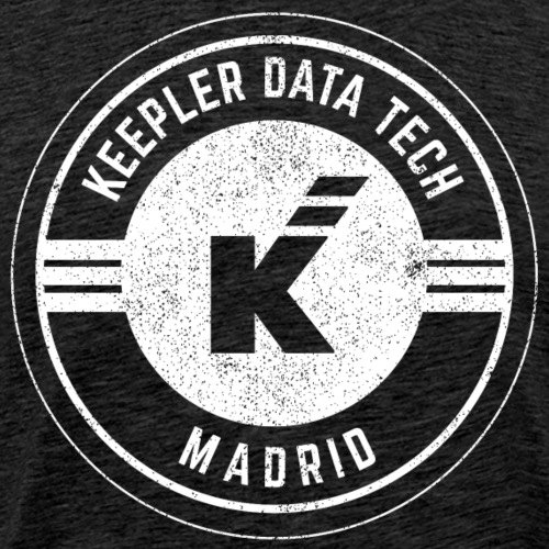 Keepler Stamp - Camiseta premium hombre