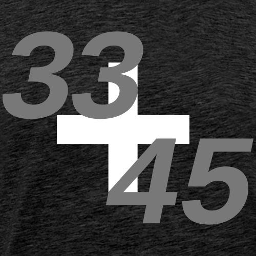 33 45 1 0PD33 - Men's Premium T-Shirt