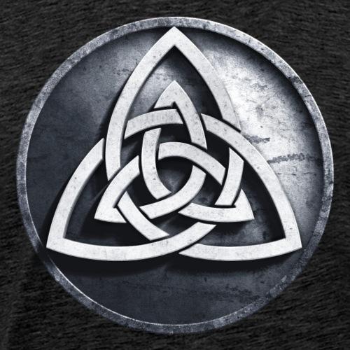 triquetra celtique - T-shirt Premium Homme