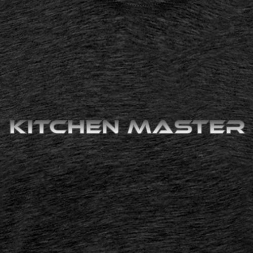Kitchen Master - Miesten premium t-paita