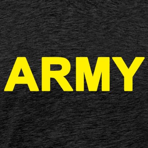 ARMY© - Männer Premium T-Shirt