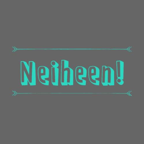 Neiheen! Shirt für Kids mit Charakterstärke - Männer Premium T-Shirt