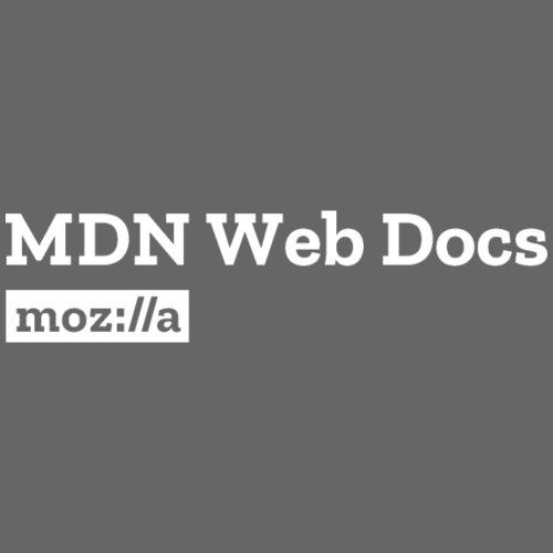 MDN Web Docs Logo - Men's Premium T-Shirt