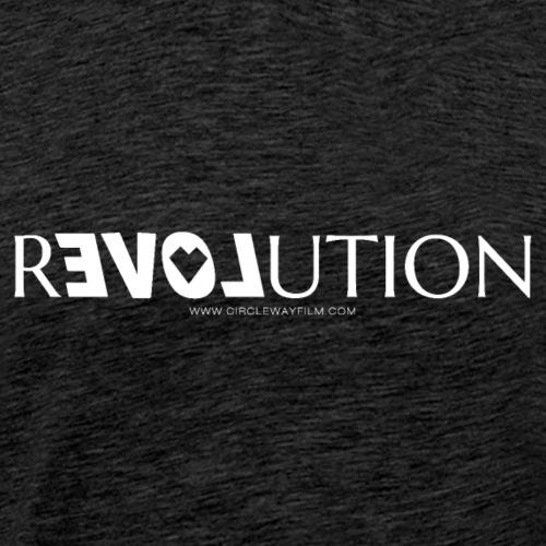 ReLOVEution Shirt – weiß