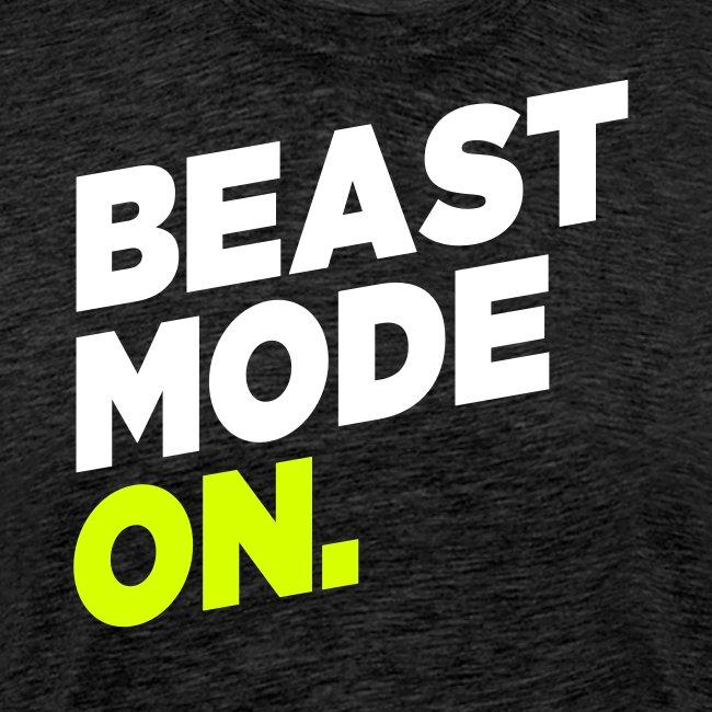 beast mode on – Geschenkidee für Sportler