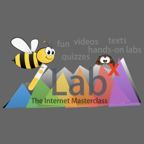 iLabX - The Internet Masterclass - Männer Premium T-Shirt