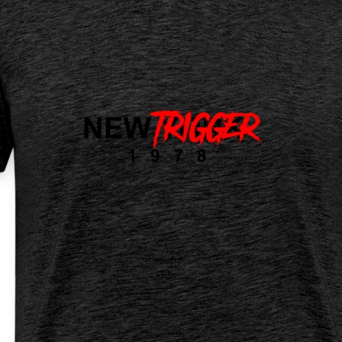 NEW YORK 1978 (TRIGGER) - Men's Premium T-Shirt