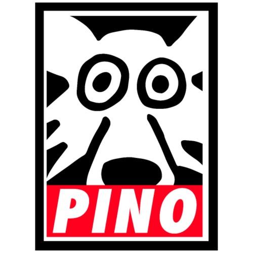 Pino Volpino OBEY style - Maglietta Premium da uomo