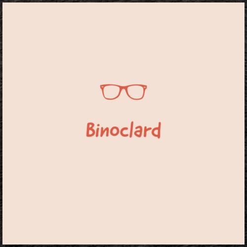 Binoclard beige rose - T-shirt Premium Homme