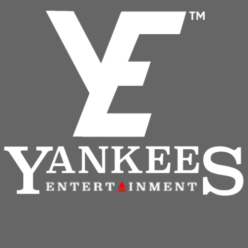 YE Logo White - Men's Premium T-Shirt