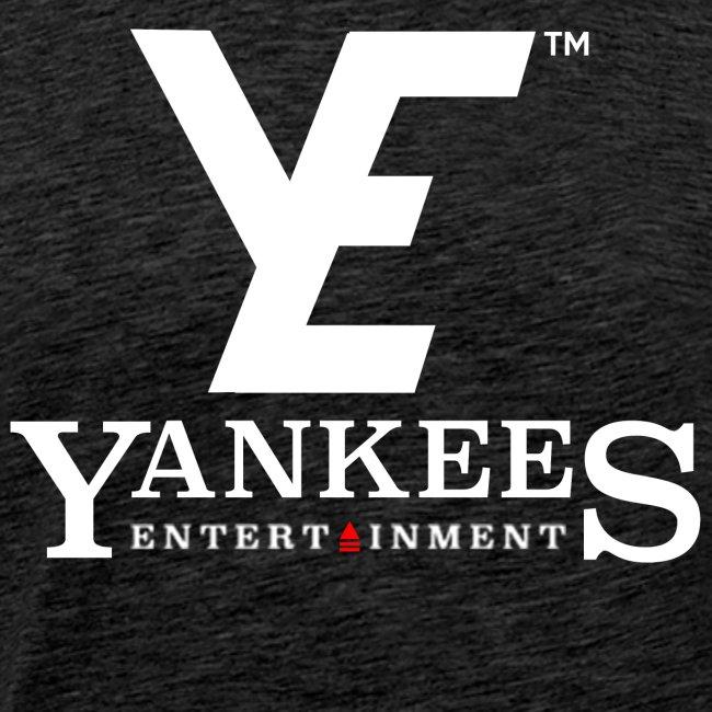 YE Logo White