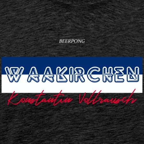 KV34 X Waakirchen - Männer Premium T-Shirt