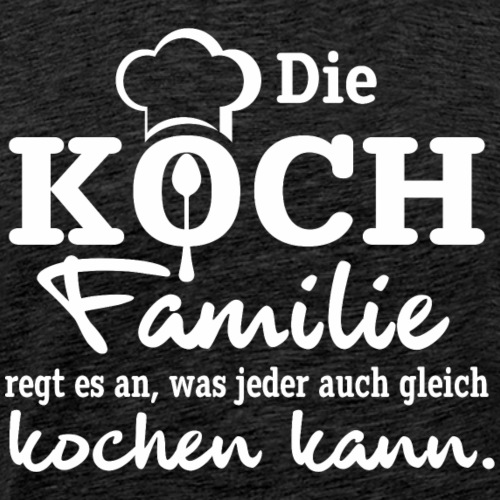 Kochfamilie regt an