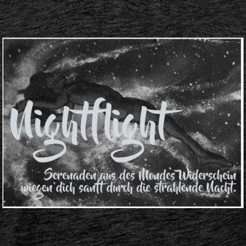 Nightflight Serenaden aus... - Männer Premium T-Shirt
