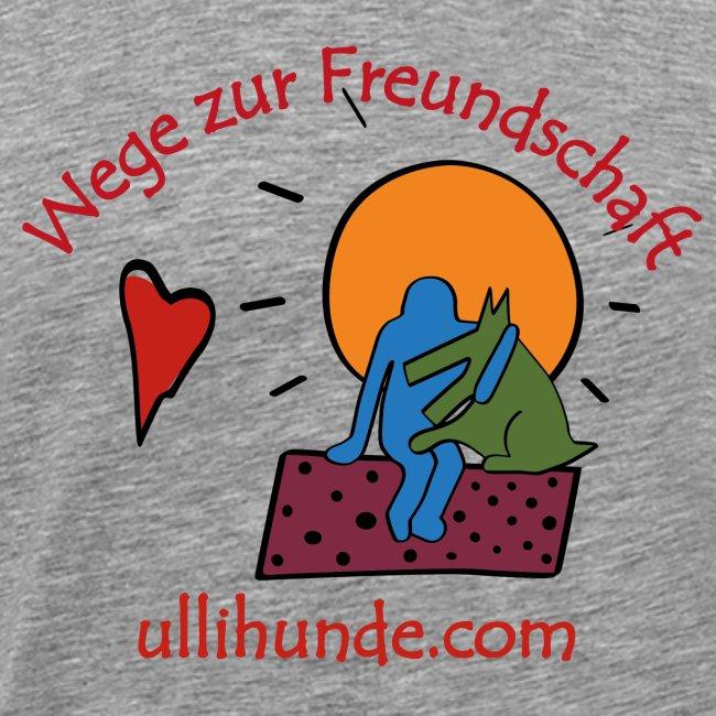 Ullihunde - Wege zur Freundschaft