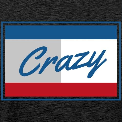 Lazy - Crazy Partnerlook - Männer Premium T-Shirt
