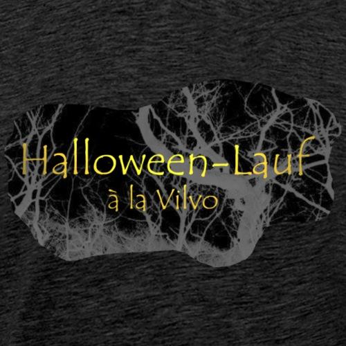 Halloween-Lauf à a Vilvo - Männer Premium T-Shirt