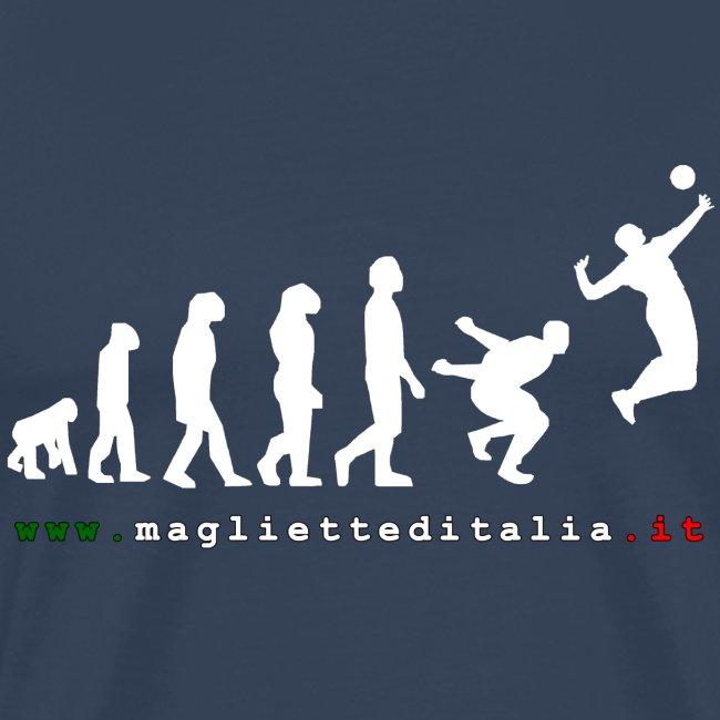 evolution volley attack w new