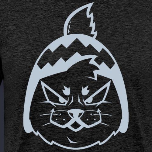 Kuutti | LOGO - Miesten premium t-paita