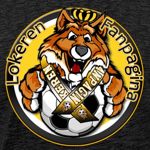 Lokeren Fanpagina webshop - Mannen Premium T-shirt