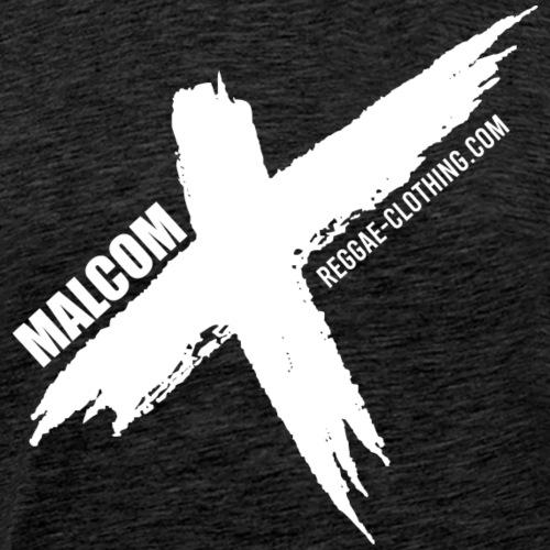 Malcom X - Männer Premium T-Shirt