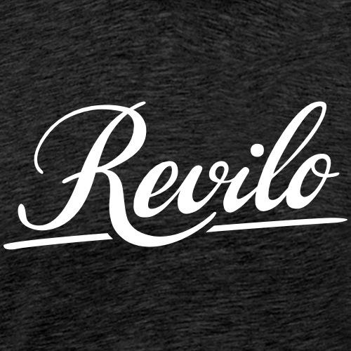 Revilo Bio-T-Shirt Herren blau - Männer Premium T-Shirt