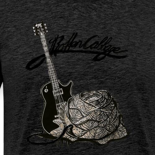 Rotten Cabbage - Männer Premium T-Shirt