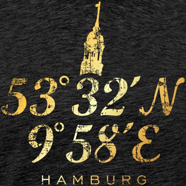 Hamburger Michel Koordinaten Hamburg