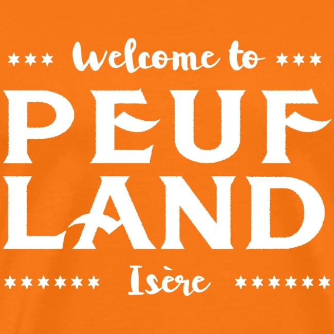 Peuf Land 38 - Isère - White