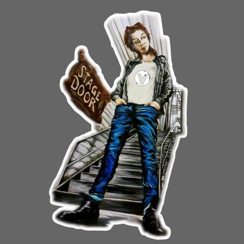 Stage Door - Männer Premium T-Shirt