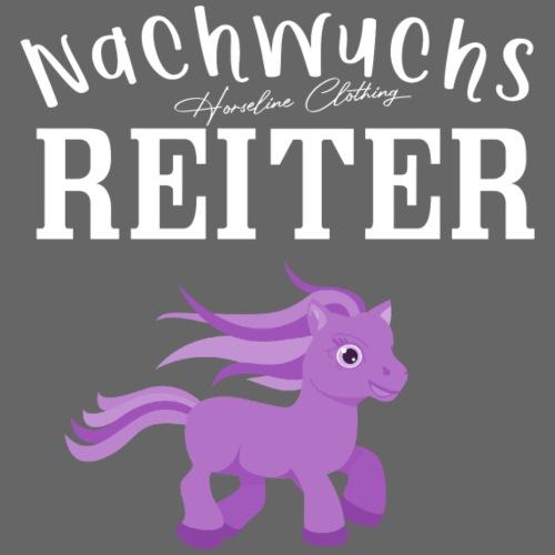 Nachwuchs Reiter - Pferde - Männer Premium T-Shirt