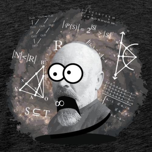 Crazy Cantor - T-shirt Premium Homme