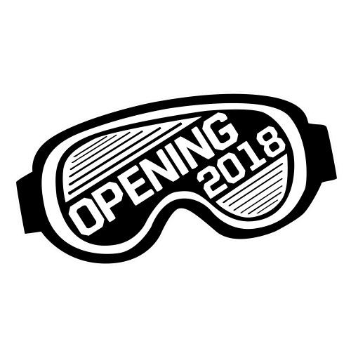 Opening 2018 Brille - Männer Premium T-Shirt