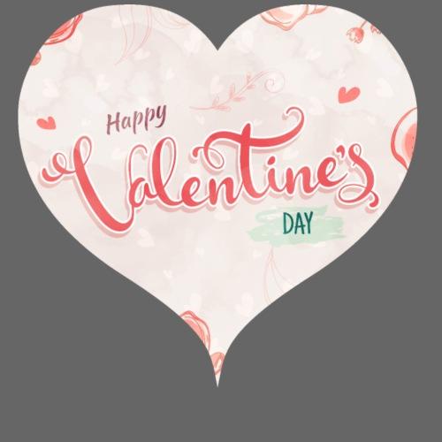 Happy Valentinesday - Männer Premium T-Shirt