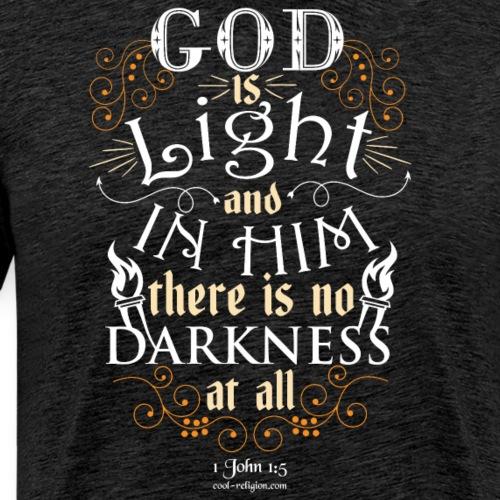 1 John 1:5 - God is Light