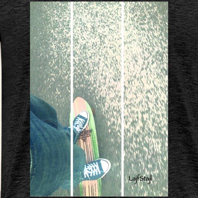 Lajfstajl, life on a skateboard
