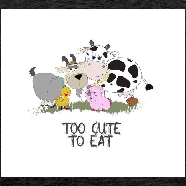 Too cute to eat II