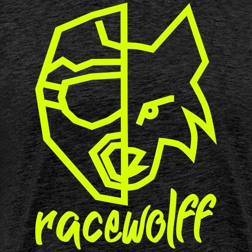 racewolff Logo 0RWGE - Men's Premium T-Shirt