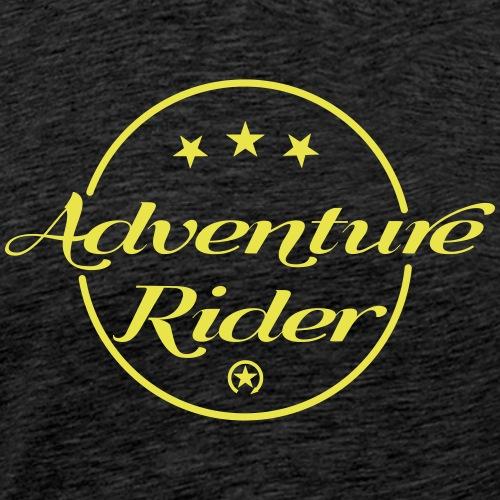 Adventure Rider 9AR01 - Men's Premium T-Shirt