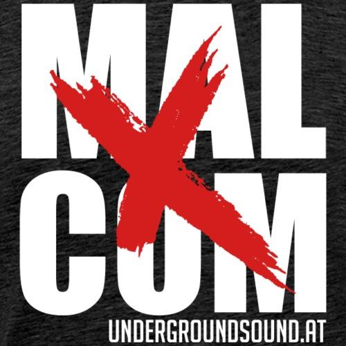 MALCOM X by UGS - Männer Premium T-Shirt