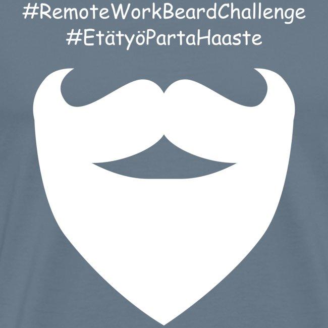 Remote Work Beard Challenge